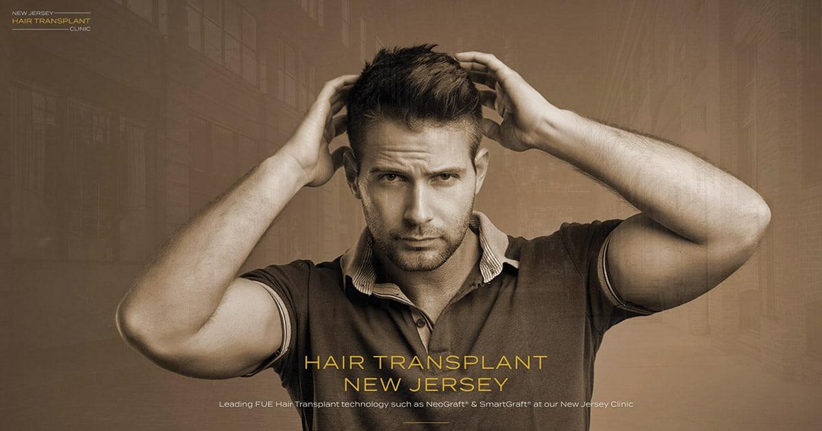Hair Transplant New Jersey Hair Loss Treatment